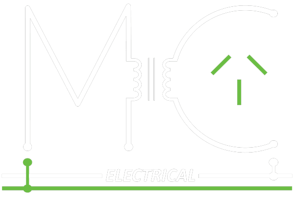 MC Electrical wellington electricians - MC Logo white - Our Story