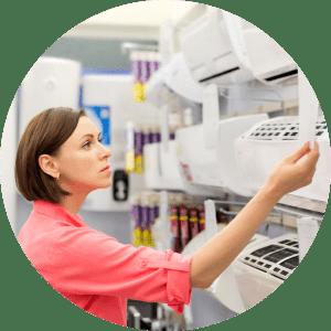 Heat Pump Selection Wellington  - Heat Pump choice Circle - Heat Pump Selection