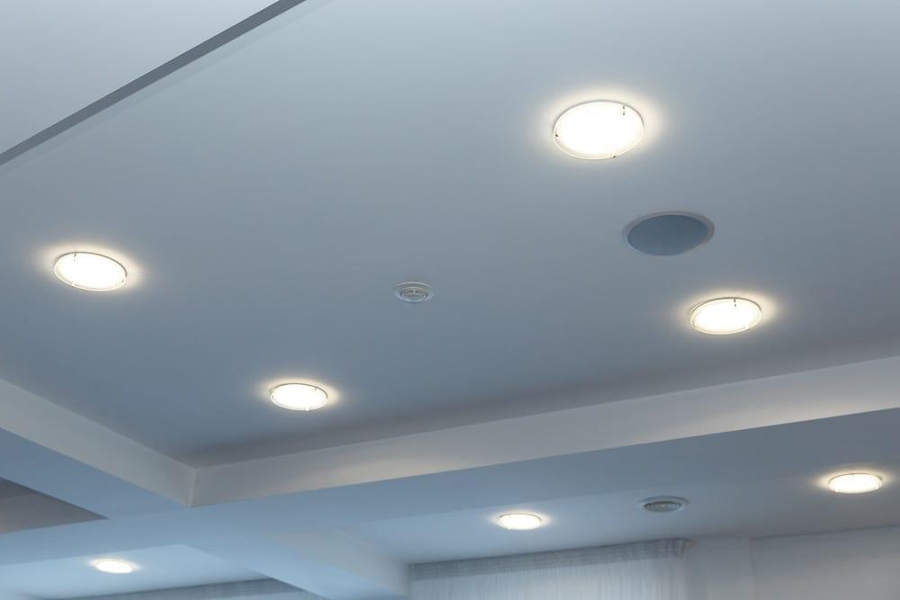 ecodan - Downlighting - Lighting