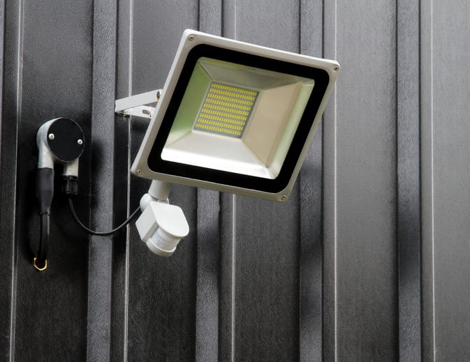 Motion sensor security light security lighting - Outdoor sensor light - Security Lighting