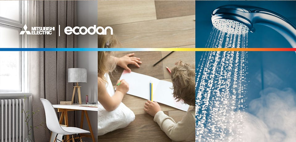 ecodan - ecodan monitoring - Ecodan Hot Water Heat Pump