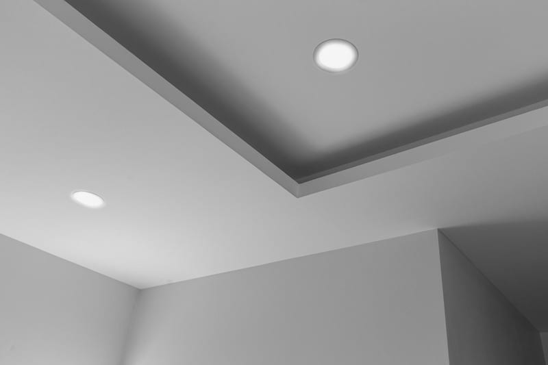 Downlighting security lighting - downlighting - Downlights