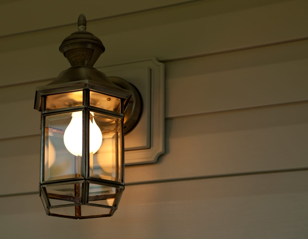 - Porch Light - Outdoor Lighting