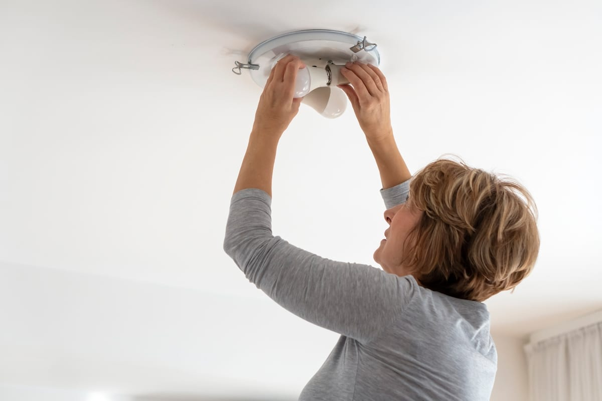 security lighting - Switching Lightbulbs At Home - Lighting Upgrades